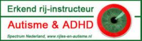 Logo autisme en ADHD